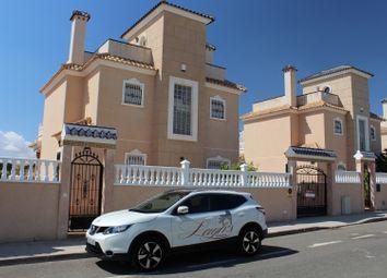 Thumbnail 3 bed detached house for sale in Pinar De Campoverde, Alicante, Valencia, Spain