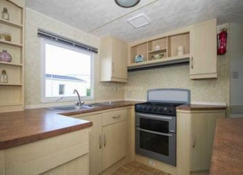 Thumbnail 3 bed mobile/park home for sale in Whitecliff Bay Holiday Park, Hillway Road, Bembridge, Isle Of Wight