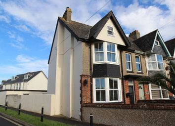 Thumbnail 5 bed end terrace house for sale in Mount Wise, Newquay