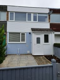 Thumbnail 3 bed terraced house to rent in Garrowmore Grove, Bletchley