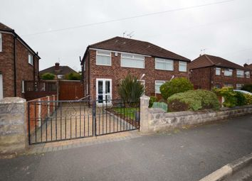 Thumbnail 3 bed semi-detached house to rent in Stanhope Drive, Bromborough, Wirral