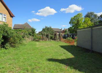 Thumbnail Land for sale in Church Street, Wimblington, March