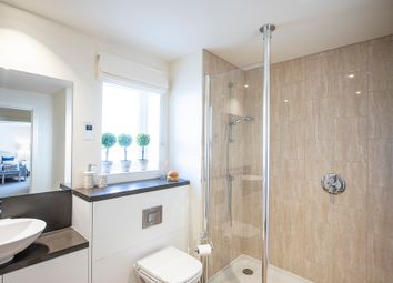 Thumbnail 2 bedroom flat for sale in 46 The Grange, Gallagher Square, Warwick