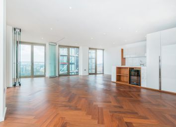 Thumbnail 3 bed flat to rent in Embassy Gardens, Nine Elms