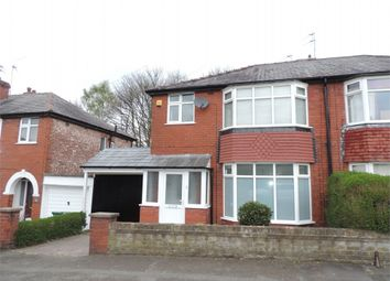 Thumbnail 3 bed semi-detached house for sale in St Anns Road, Prestwich, Manchester