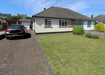 Thumbnail 2 bed semi-detached bungalow for sale in Ninesprings Way, Hitchin, Hertfordshire