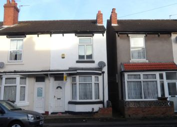 Thumbnail 2 bedroom terraced house for sale in Napier Road, Wolverhampton