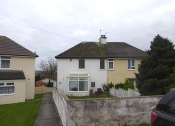 Thumbnail 3 bed property to rent in Chard Road, Plymouth
