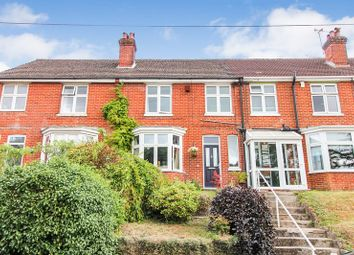 Thumbnail 3 bed terraced house for sale in Church Road, Bishopstoke, Eastleigh