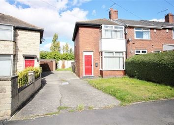 Thumbnail 2 bed end terrace house for sale in Alder Lane, Handsworth, Sheffield