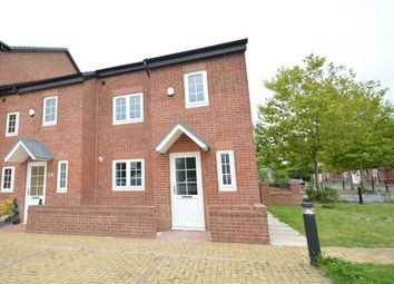 Thumbnail 4 bedroom end terrace house for sale in Marland Way, Stretford, Manchester