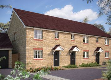 "Thumbnail 3 bed semi-detached house for sale in ""The Woodmancote"" at Gotherington Lane, Bishops Cleeve, Cheltenham"