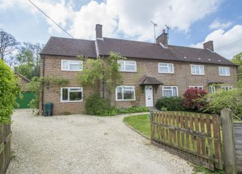 Thumbnail 4 bed semi-detached house for sale in Emmens Close, Checkendon, Reading