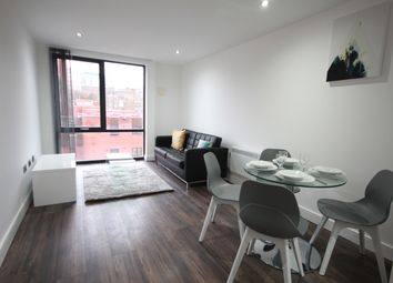 Thumbnail 1 bed flat to rent in Granville Lofts, Holliday Street, Birmingham