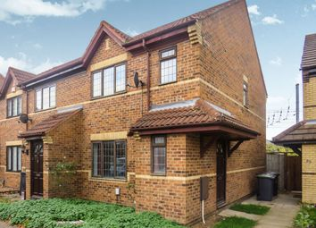 Thumbnail 3 bed end terrace house for sale in The Paddocks, Flitwick, Bedford