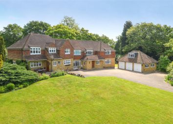 Thumbnail 5 bedroom detached house for sale in Pachesham Park, Leatherhead, Surrey