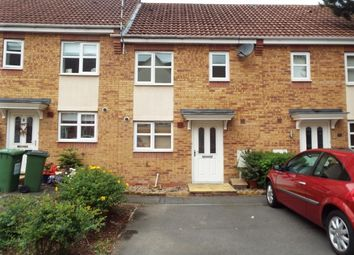 Thumbnail 2 bed town house to rent in Marriott Close, Leicester Forest East