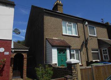Thumbnail 3 bed semi-detached house for sale in Shortlands Road, Sittingbourne, Kent, .
