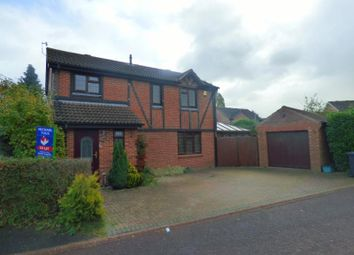 Thumbnail 4 bed detached house to rent in Monarch Close, Abbeymead, Gloucester