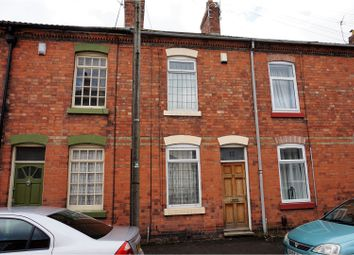 Thumbnail 2 bed terraced house for sale in Brook Street, Leicester