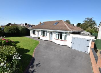 Thumbnail 4 bed detached bungalow for sale in Valley Road, Portishead, Bristol