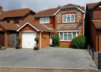 Thumbnail 4 bed detached house for sale in Pitreavie Drive, Hailsham