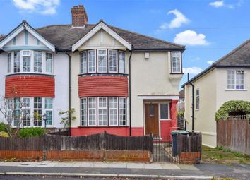Thumbnail 3 bed semi-detached house for sale in Sydenham Park Road, London