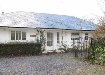 Thumbnail 3 bedroom detached bungalow for sale in Old Kittle Road, Bishopston, Swansea