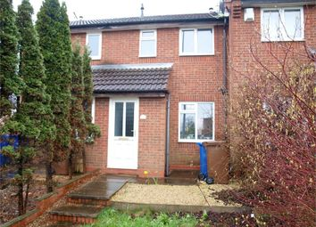 Thumbnail 2 bed town house to rent in Barley Close, Burton-On-Trent, Staffordshire