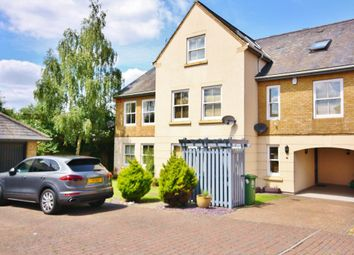 Thumbnail 4 bedroom terraced house to rent in Wraysbury Gardens, Staines Upon Thames, Middlesex