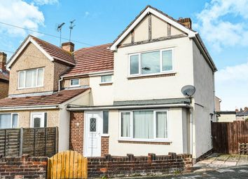 Thumbnail 3 bed semi-detached house for sale in Brookdale Road, Rhyl