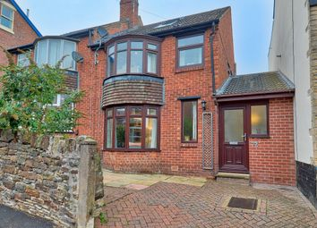 Thumbnail 4 bedroom semi-detached house for sale in Ball Road, Hillsborough, Sheffield