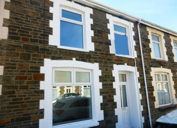 Thumbnail 4 bed terraced house for sale in Dumfries Street, Treorchy