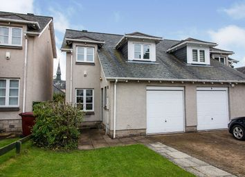 Thumbnail 3 bed semi-detached house for sale in Provost Mcgowan Place, Dundee, Angus