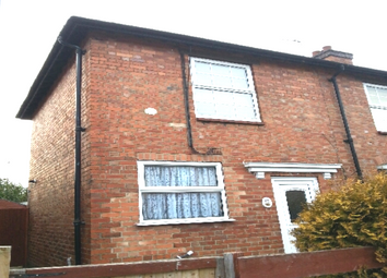 Thumbnail 3 bedroom semi-detached house to rent in Gordon Street, Burton On Trent