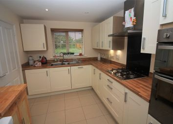 Thumbnail 4 bedroom detached house for sale in Eveas Drive, Sittingbourne, Kent