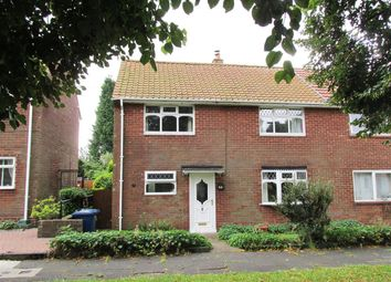 3 bed semi-detached house for sale in Trevelyan Drive, Westerhope, Newcastle Upon Tyne NE5