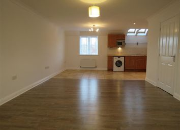 Thumbnail 3 bed flat to rent in Woodall Close, Middleton, Milton Keynes