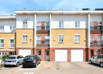 Thumbnail 5 bed town house for sale in The Gateway, Watford, Hertfordshire