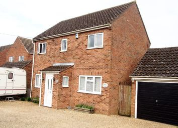 Thumbnail 3 bed detached house for sale in Station Road, Eccles, Norwich