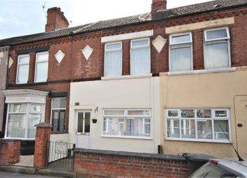 Thumbnail 3 bed terraced house for sale in Park Road, Coalville