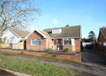 Thumbnail 3 bed bungalow for sale in Carter Road, Drayton, Norwich