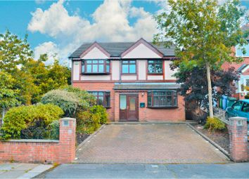 Thumbnail 4 bedroom detached house for sale in Meadow Road, Alkrington, Middleton
