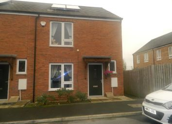 Thumbnail 3 bedroom semi-detached house to rent in Bowstone Rise, Darcy Lever, Bolton