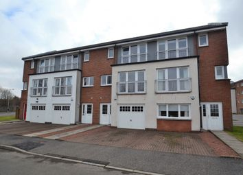 Thumbnail 4 bed town house for sale in Ellerslie Road, Yoker