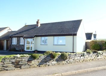 Thumbnail 3 bed detached bungalow for sale in Westground Way, Tintagel