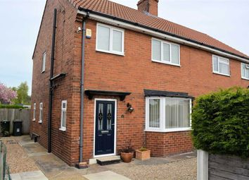 Thumbnail 3 bedroom semi-detached house for sale in Highfield Crescent, Barlby