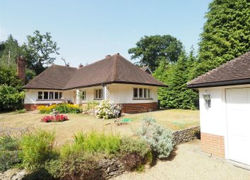 Thumbnail 4 bed detached bungalow for sale in London Road, Petersfield