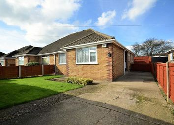 Thumbnail 3 bed bungalow for sale in Worlaby Road, Scartho, Grimsby