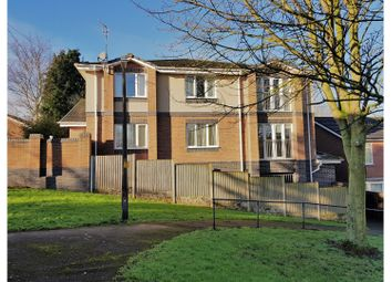 Thumbnail 2 bed flat for sale in Victoria Street, Newcastle
